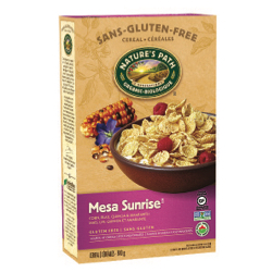 Natures Path Cereal Organic Cerea